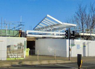 Longbridge Railway Station
