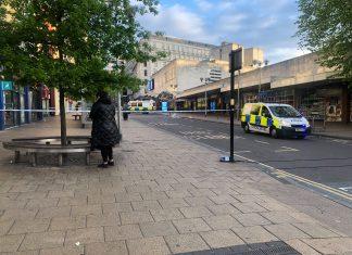 Bull Street, Birmingham City Centre