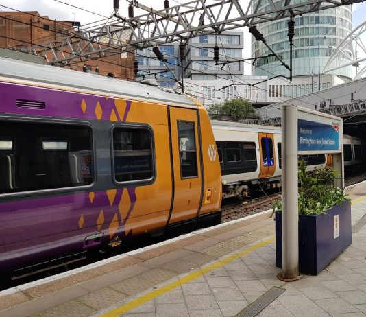West Midlands Railway Class 172