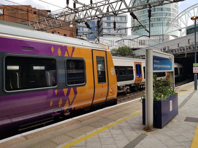 West Midlands Railway Class 172