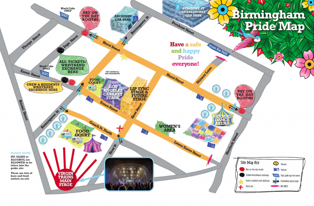 Where Is Birmingham >> Birmingham Pride 2019 One Of The Uk S Biggest Two Day