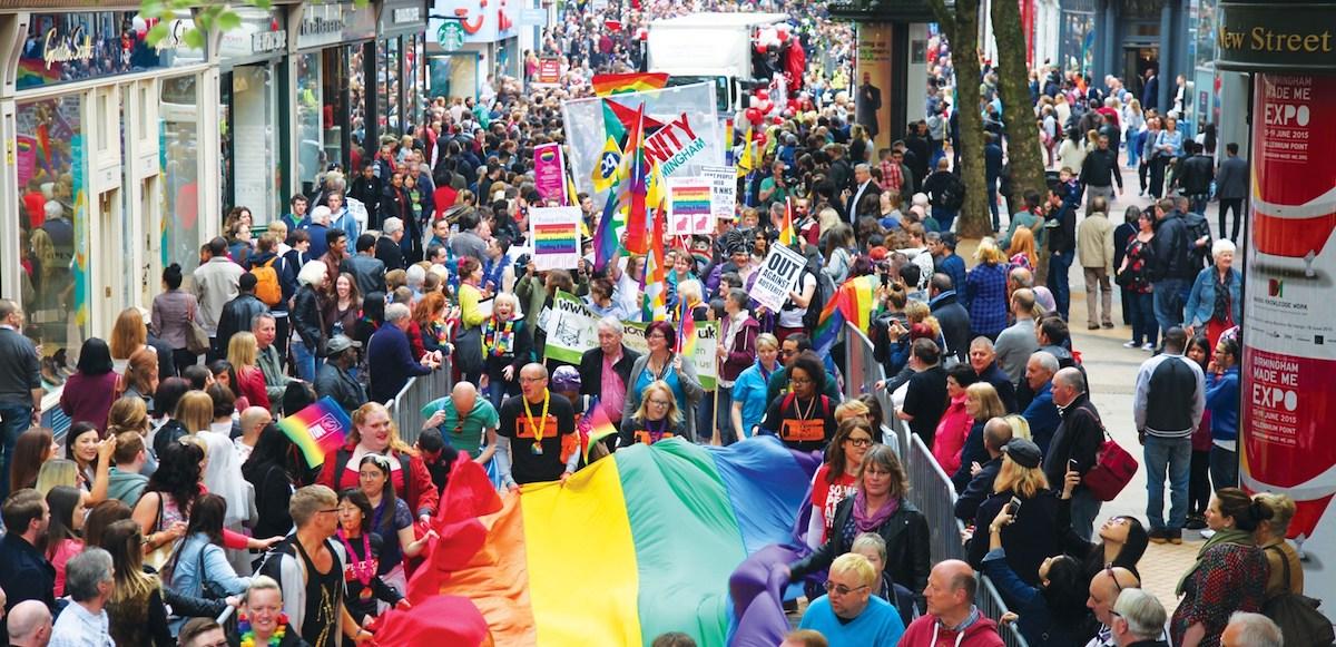 Resultado de imagen de pride birmingham
