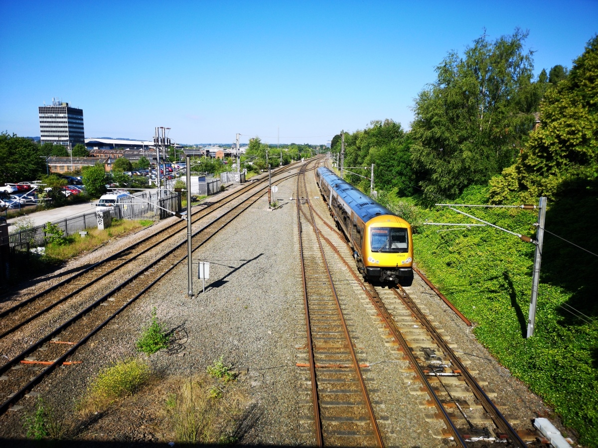 Network Rail imposes blanket speed restriction on train