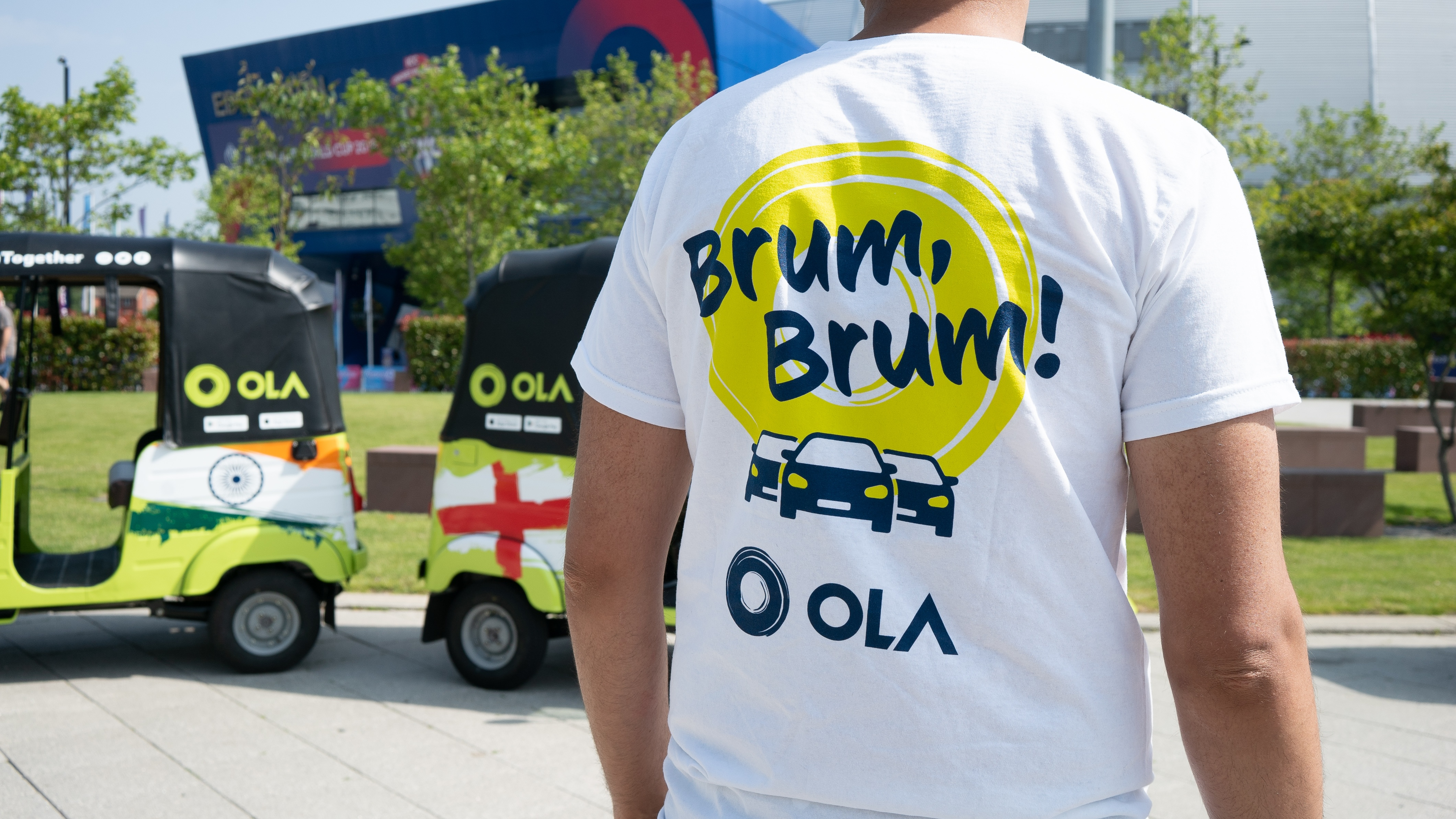 Ola has arrived in Birmingham with 50% off all rides for your first