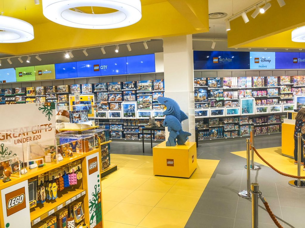 The new LEGO Store has opened at the Bullring & Grand ...