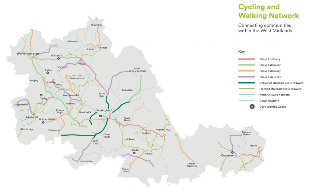 Transport bosses commit funding for more than 30 miles of ...