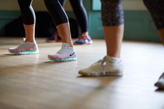 Low Impact Aerobics and Body Conditioning