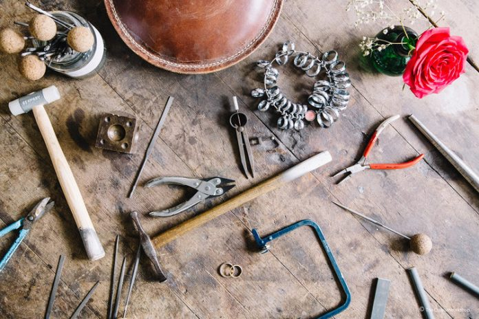 Make Your Own Rings at the Quarterworkshop