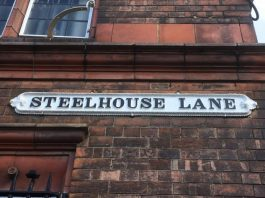 Steelhouse Lane