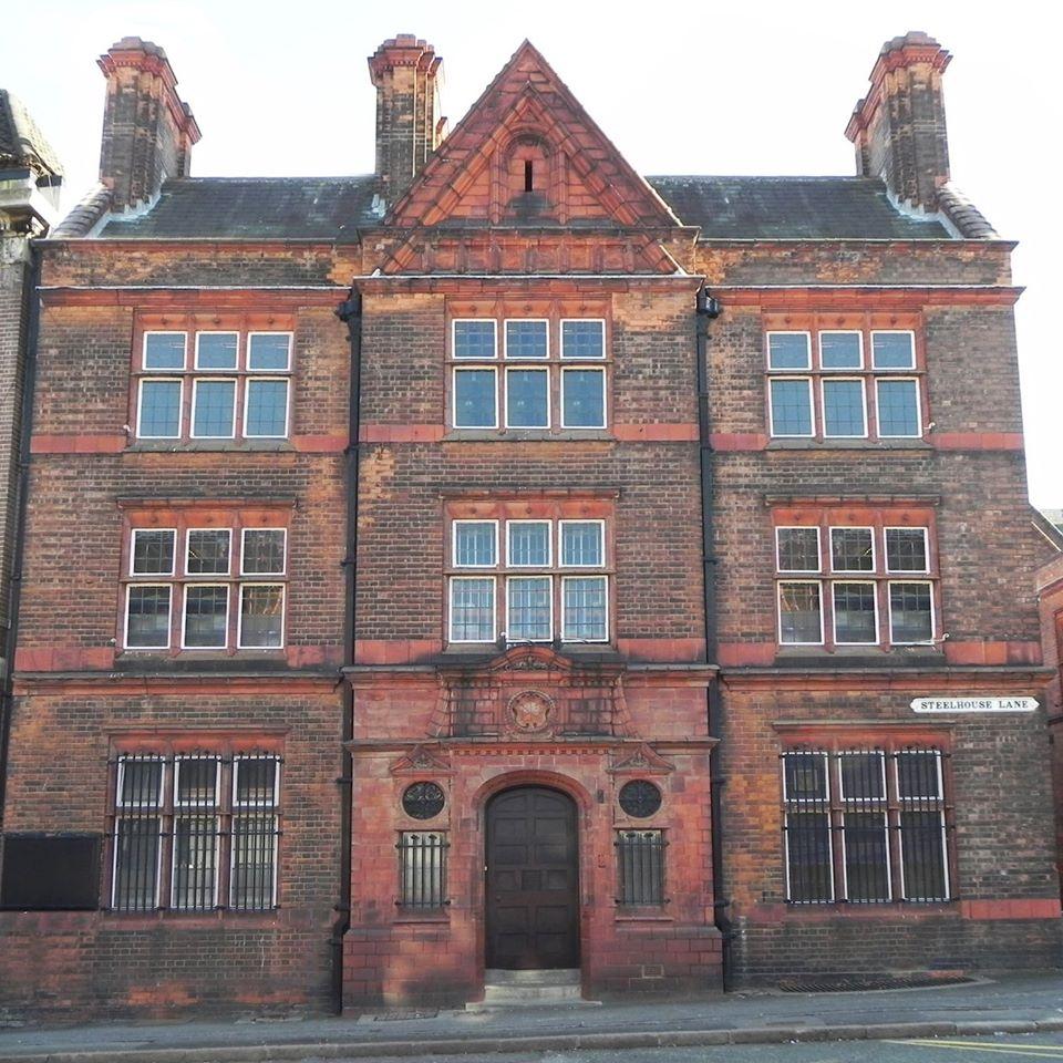 Steelhouse Lane Lock-up