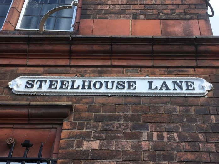 Steelhouse Lane
